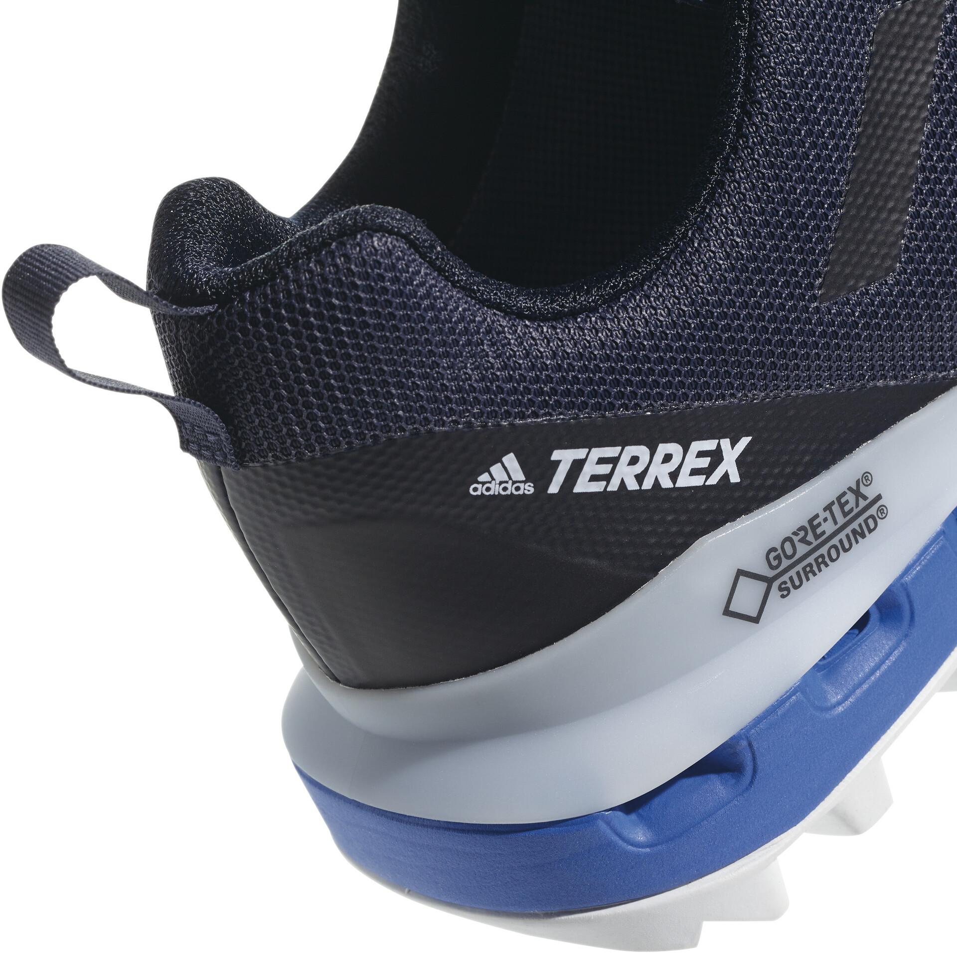 adidas TERREX Fast GTX Shoes Dame legend inklegend inkhi res blue